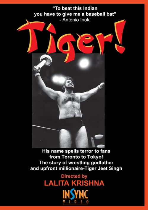 Tiger! Documentary Poster