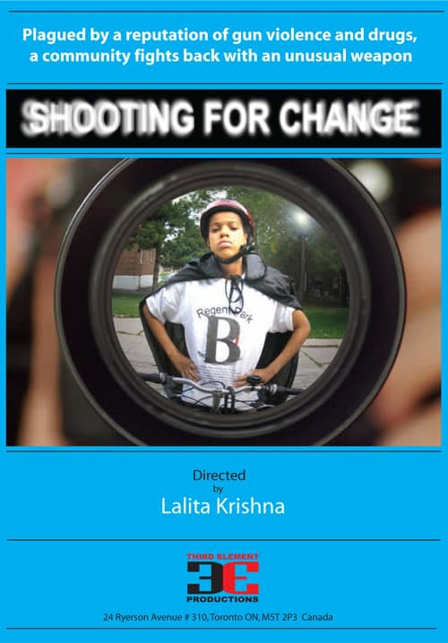 Shooting for Change Documentary Poster