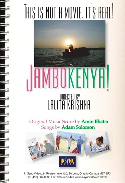 Jambo Kenya! Documentary Poster