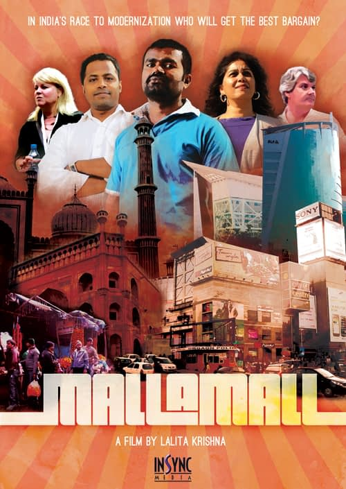 Mallamall Documentary Poster