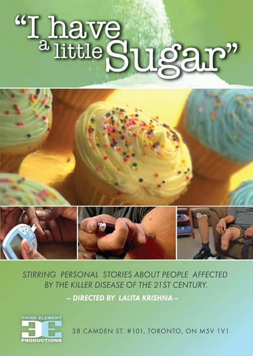 I Have A Little Sugar Documentary Poster