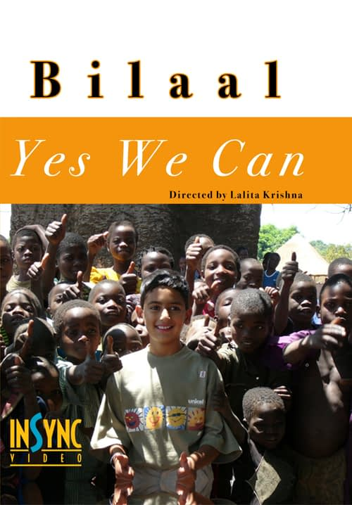 Bilaal Yes We Can Documentary Poster