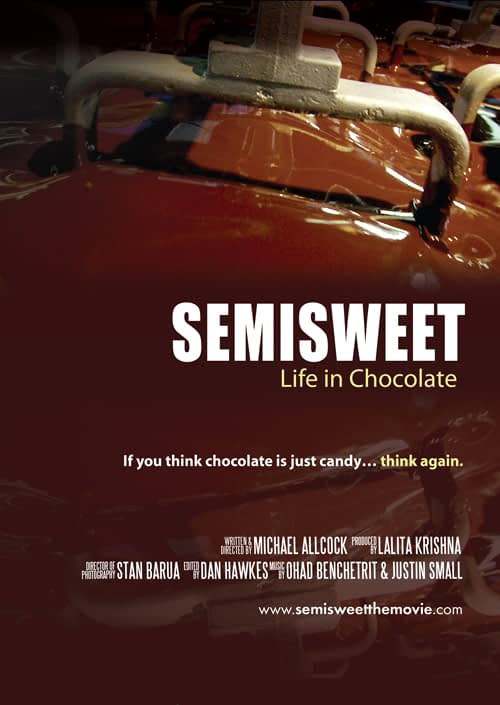 Semisweet: Life in Chocolate Documentary Poster