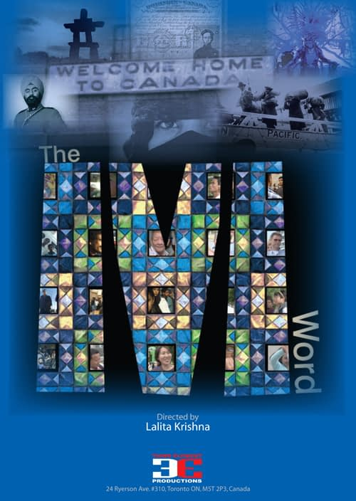 M-Word Documentary Poster