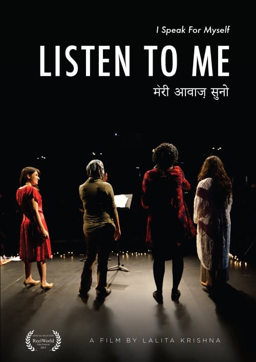 Listen To Me Documentary Poster